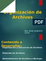 Clase Organización de Archivos.ppt