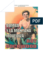 Bomba y la montana movediza
