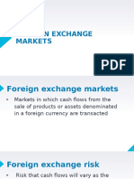 Ch8. Foreign Exchange Market