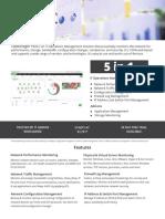 ManageEngine OpManager Plus Datasheet
