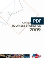 X1Annual Report on Tourism Statistics 2009
