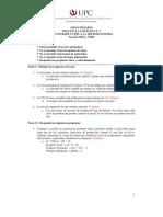 PC3 (con solucionario) - Introducción a la Microeconomía