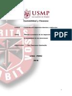 ANALISIS  ECONOMICO DE IMPUESTOS - IMPACTO  DE RENTABILIDAD EN LAS INVERSIONES.  Semana 16 - Unidad IV - Casuistica (7)
