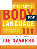 El Diccionario del Lenguaje Corporal- Joe Navarro.pdf