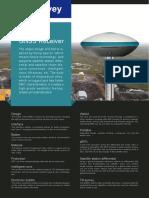 GPS Geodetik E 300 E Survey STATIK ONLY _ TRANSSURVEY_