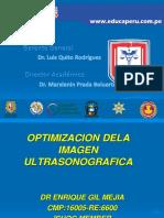 4.-OPTIMIZACION DEL ULTRASONIDO-CLASE CORTA IDEAL
