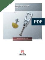 Lifting Anchor Brochure