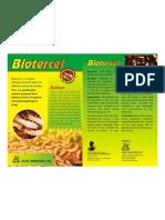 Biotercel Leaflet