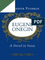 Pushkin.nabokov Trans.eugene Onegin.bollingen Vol 2 of 4