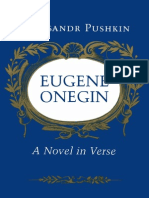 Pushkin.nabokov Trans.eugene Onegin.bollingen Vol 1 of 4