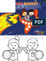 Space Rocket Mission Update