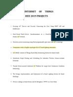 IOT IEEE 2020