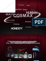 Cosmax Inc. Korea