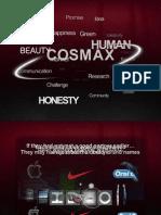 Cosmax Inc. Korea
