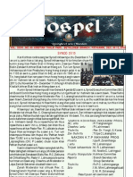 Gospel 12 Dec