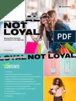 loyal-not-loyal-industry-report