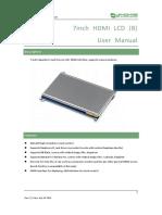 7inch HDMI LCD (B) User Manual