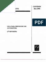 COVENIN 361-95.pdf