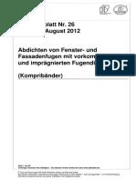 IVD Merkblatt 26
