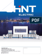 Price List Chint Electric SEPTEMBER 2019 Issue