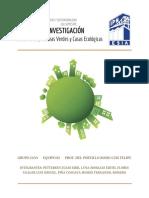 Bioclimática, Azoteas Verdes y Casas Ecológicas