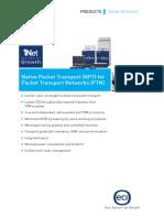 Transport_Carrier-Ethernet-Transport_NPT-Produktfamilie_NPT-1020_NPT Produktbroschüre