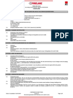 CHARFLAME (MSDS)_Safety Data Sheet
