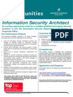 Information Security Architect