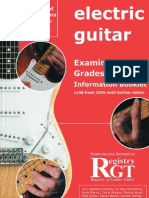 Electric Guitar Booklet 2006 Web