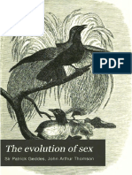 (Contemporary Science Series) Sir Patrick Geddes, John Arthur Thomson - The Evolution of Sex (Contemporary Science Series)-Walter Scott (1889).pdf