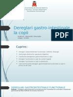 Bolile gastro-intestinale la copii_Marandici Gheorghe