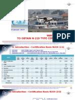 1. WAY FORWARD TO N219 CERTIFICATION - 14 Januari 2019-1_New_DKPPU-1.pptx