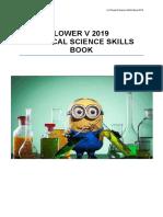 LV Skills booklet 2019