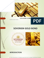 Sovereign Gold Bond- by Adarsh
