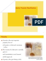 Common Industry Viscosity Classifications