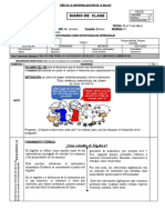 SEM 01 - ALG 4TO PRIM - introduccion