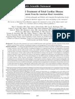 Diagnosis and Treatment of Fetal Cardiac Disease