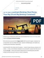 Oil & Gas Investment Banking 101_ Interviews, Deals, Valuation
