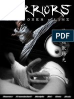 Manuskript Kickboxen Grundlagen Technik NEU 29