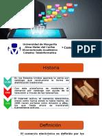 Diapositivas de comercio electronico