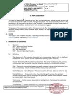20. Risk Assessment