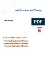 CH 6 ORGANIZATIONAL STRUCTURE AND DESIGN_IUP.ppt
