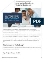 Project Management Methodologies_ A Comprehensive Guide