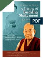 A teaching by Khenchen Pema Sherab (29th December, 2018)