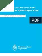 6 03 2020 Nuevas Recomendaciones Situacion Epidemiologica