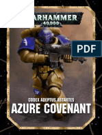 The Azure Covenant 2nd Edition