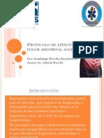 Protocolo sobre dolor abdominal agudo.pptx