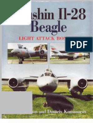 AirLife Ilyushin IL-28 Beagle Light Attack Bomber | Aviation | Aircraft