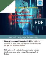 NLP Presentation