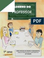 AAP - Recomendações LP e MAT - 1º ano do Ensino Fundamental 2019